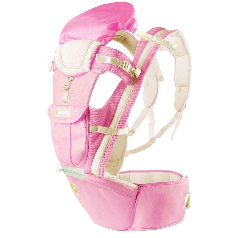 Nouveau porte bébé ergonomique 360 confortable wrap kid sac à dos hipseat bébé activité fournitures pour 0-3 ans bébé kangourou - 6
