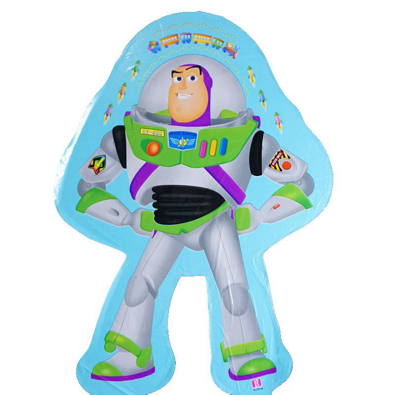 1pc irregular Lightyear balloon children toys cartoon toy story foil balloons for birthday balloons party decoration toy story bunny toys