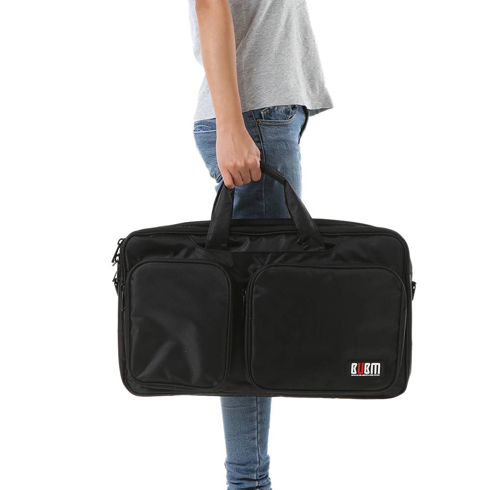 BUBM Controller Storage  Bag Digital Bag Portable for Pioneer DDJ SB Controller Computer Digital Devices Accessories Headphone-in Camera/Video Bags from Consumer Electronics    1