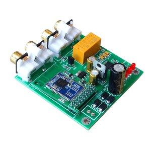 Image 5 - CSR8675 Bluetooth 5.0 APTX HD hifi מגבר מפענח DAC מקלט תמיכה אנלוגי קלט פלט APTX APTX HD פענוח G1 001