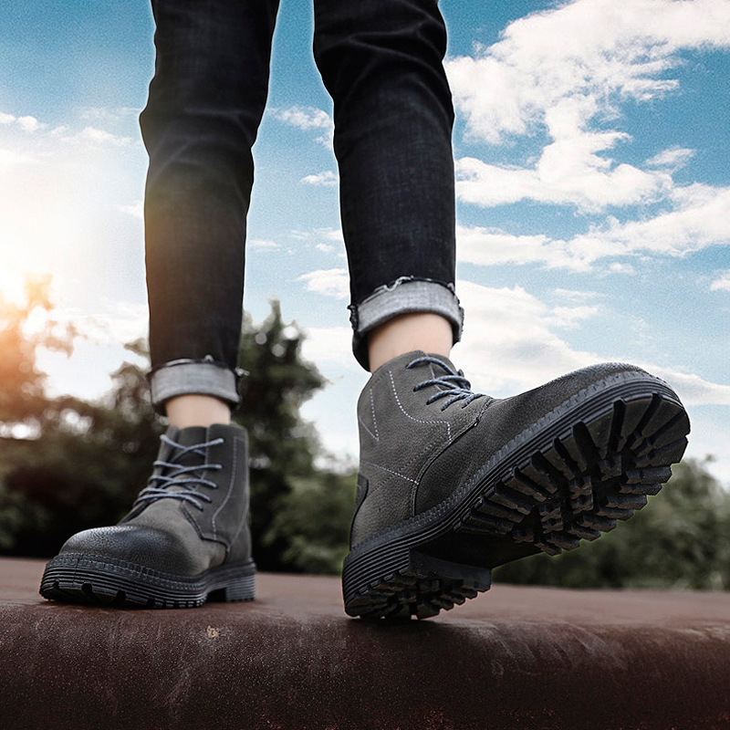 GüNstig Einkaufen Schuhe Zapatos De Hombre Stiefel Männer Botas Hombre Sicherheit Winter Erkek Bot Military Schoenen Sapatos Chaussure Homme Calzado Hombre In Verschiedenen AusfüHrungen Und Spezifikationen FüR Ihre Auswahl ErhäLtlich