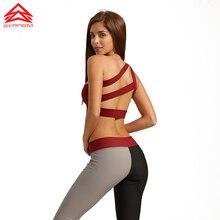Syprem 2017 New Bra Sports bra fitness Yoga mesh bra Running Sexy Bra High Quality Lady Sportswear Sports Top For Female,1FT0017