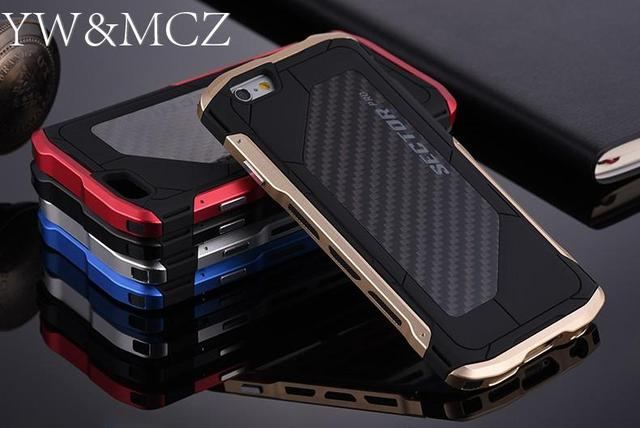 new concept e860e c38dc US $19.9  Ultra thin Metal Case For iPhone 6 6s Plus 7 8plus Sector PRO Men  Cool Cover For iPhone X 10 Cell Phone Case Aluminum Carbon-in Fitted Cases  ...