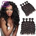 Brazilian Virgin Hair Natural Wave 6 pcs Free Shipping Soft OG Hair Natural Color Brazilian Hair Weave Bundles Cheap Human Hair