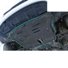 Lsrtw2017 Manganese Steel Car Engine Chassis Cover Protective for Kia K3 Cerato