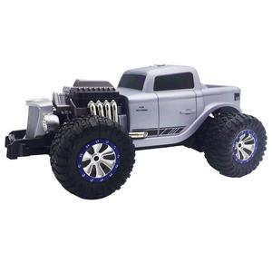 Image 5 - 1:18 4WD RC Auto Racing 2,4G Klassische Buggy Lkw High Speed Off road Fernbedienung Auto