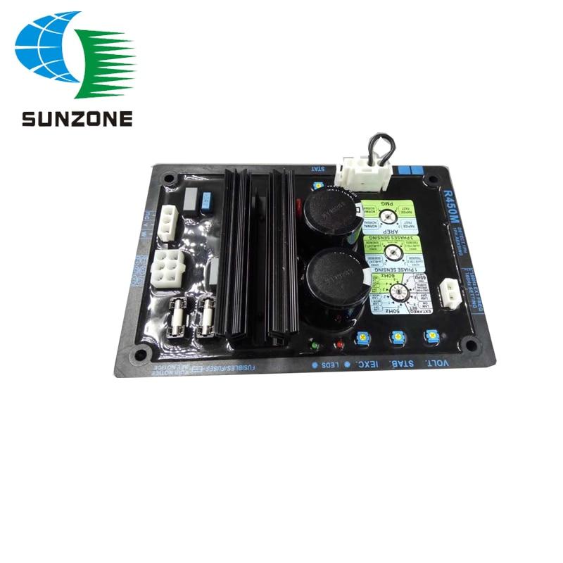 Alternator Voltage Regulator AVR R450M AC Generator Voltage ... on