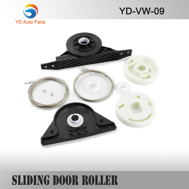 YD OE#7E1 843 871 FOR VW T5 MULTIVAN CARAVELLE ELECTRIC SLIDING DOOR REPAIR KIT RIGHT SIDE Onwards 03