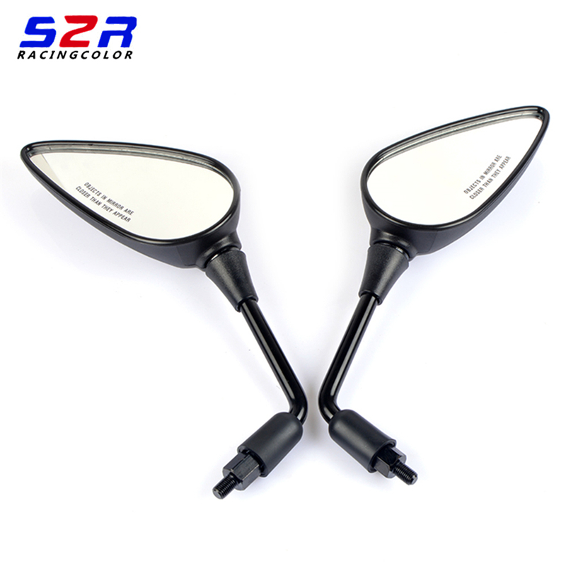 Rearview Mirror for <font><b>Benelli</b></font> <font><b>BN302</b></font> <font><b>TNT300</b></font> Stels 300 TORNADO BN600 TNT600 TNT1130 Keeway RK6 10mm screw / BN TNT 300 302 600 1130 image