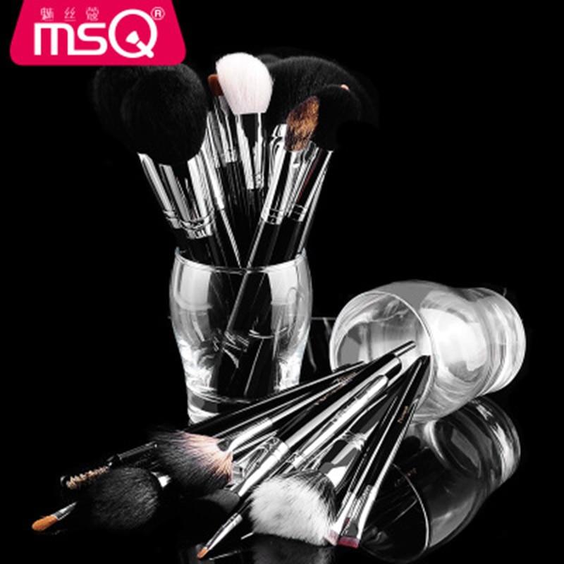 MyDestiny Роскошный традиционный набор кистей, 13 кистей, супер мягкие австралийские кисти для глаз с изображением белки, кисти для лица, космети... - 3