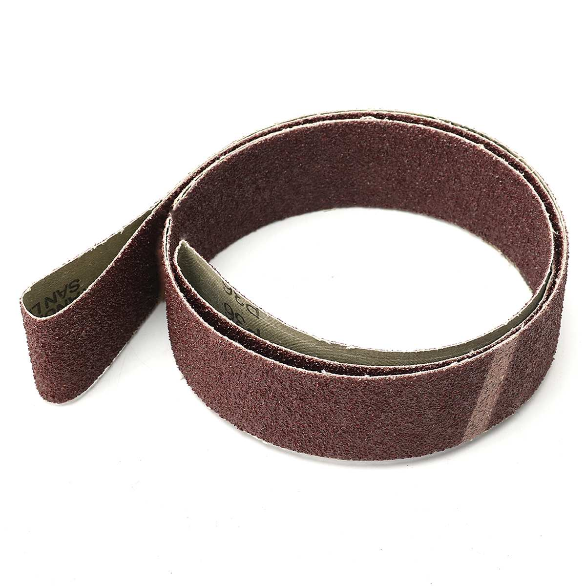 1pcs 36 Grit Sanding Belt Polishing Belt 72 Inch Aluminum Oxide For Grinding Polishing Use Abrasives Sanding Belt Disc