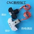 Экструдер 3D принтер UM2 + Chimera прямо через 2 в 2 out экструдер комплект термопары типа
