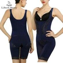 Women Shapewear Slimming Bodysuit Summer Thin Shaper Postpartum Abdomen Slimming Body Butt Lifter With Tummy Control Shape Wear