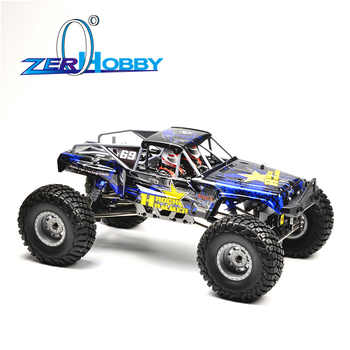 RGT RC Car 1:10 4wd Off Road Rock Crawler 4x4 Electric Power Waterproof Hobby Rock Hammer RR-4 18000 Truck Toys for Kids - DISCOUNT ITEM  7% OFF All Category