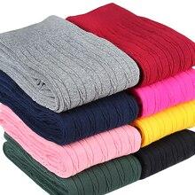 Girl Leggins Getry Pants Warm Winter Trousers Meisjes Girls