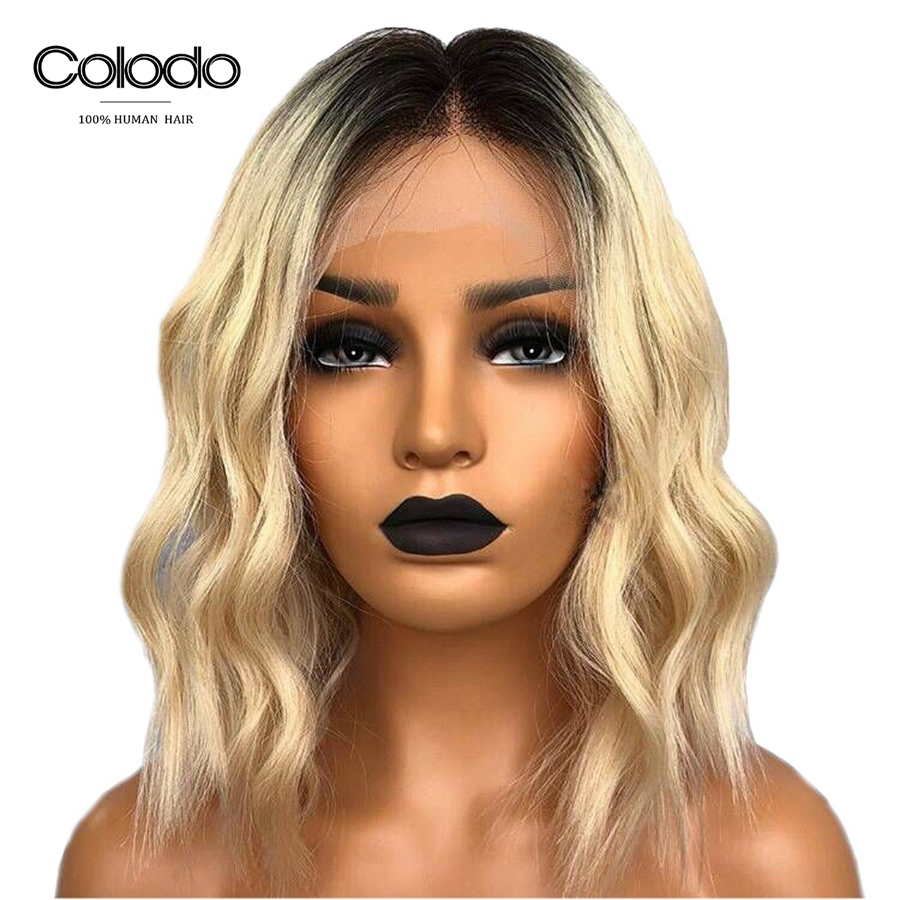 Lace Front Wigs Beautiful 613 Frontal Wavy Wig Blond Colored Lace Front Wigs Human Hair With Baby Hair Pre Plucked Lace Wig Long Wig Remy Hair Aimoonsa Lace Wigs