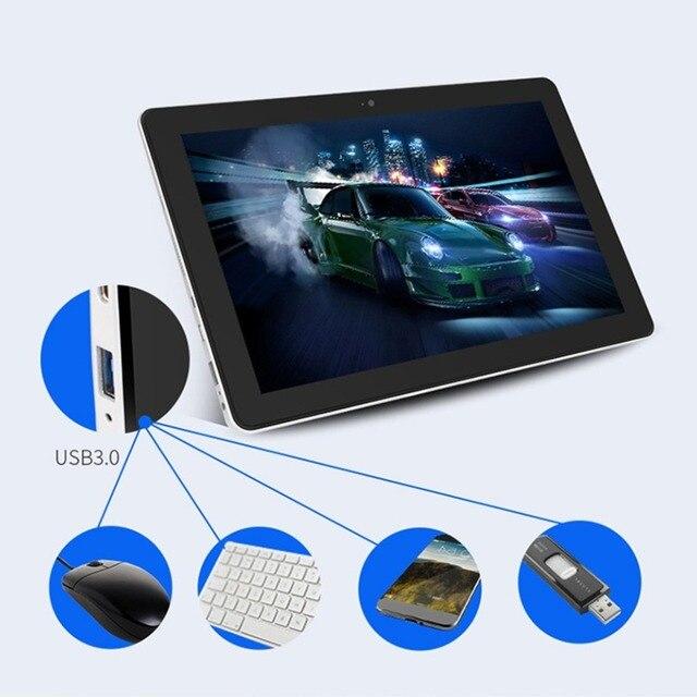 Jumper EZpad 6 s pro 2 trong 1 máy tính bảng 11.6 inch 1080 p 1920*1080 máy tính bảng 9000 mah 6 gb 128 gb windows 10 tablet PC