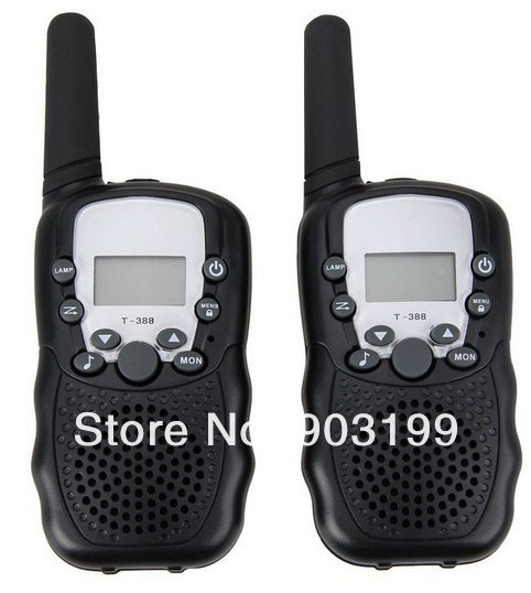 MOUNTAINONE New Arrival Interphone ,Style Professional interphone ,Distance 5 Kilometers, Cool LCD backlit display, 2pcs/lot