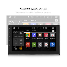 7 Inch HD Car MP5 Radio Video Player For Android 7.1 Multimidia 4K Touch Screen 1080P Bluetooth Auto GPS Navigation Support WiFi 7 inch hd car mp5 radio video player for android 7 1 multimidia 4k touch screen 1080p bluetooth auto gps navigation support wifi