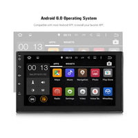 7 Inch HD Car MP5 Radio Video Player For Android 7.1 Multimidia 4K Touch Screen 1080P Bluetooth Auto GPS Navigation Support WiFi