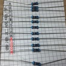 100 К 100KR 100 К Европейский 0.25 Вт DIP2 металлические пленочные резисторы DIP2 Новый Оригинальный