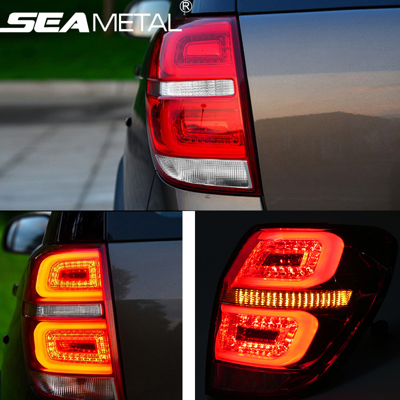 Car Tail Light For Chevrolet Captiva 2008 2011 2012 2013 2014 2015 Car Taillights 12V LED