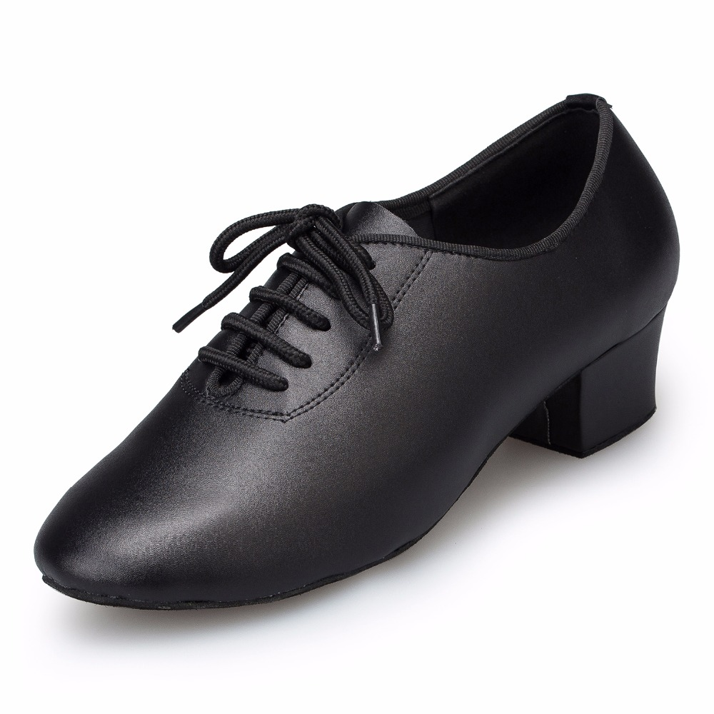 Black Soft Dance Shoes
