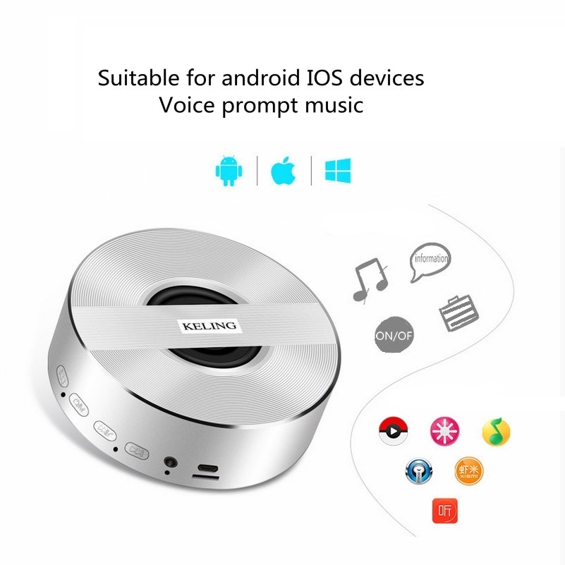 Altavoz Bluetooth 4.0 Llegada Mini Música portátil Portátil - Audio y video portátil - foto 4