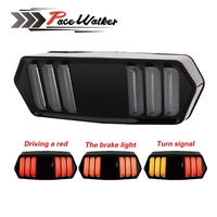 Motorcycle Rear Taillight Tail Brake Turn Signals Integrated Led Light Lamp Smoke For Honda MSX125 CBR650F