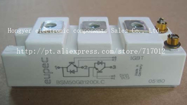 ФОТО Free Shipping  BSM50GB120DLC New  IGBT Module:50A-1200V,Can directly buy or contact the seller