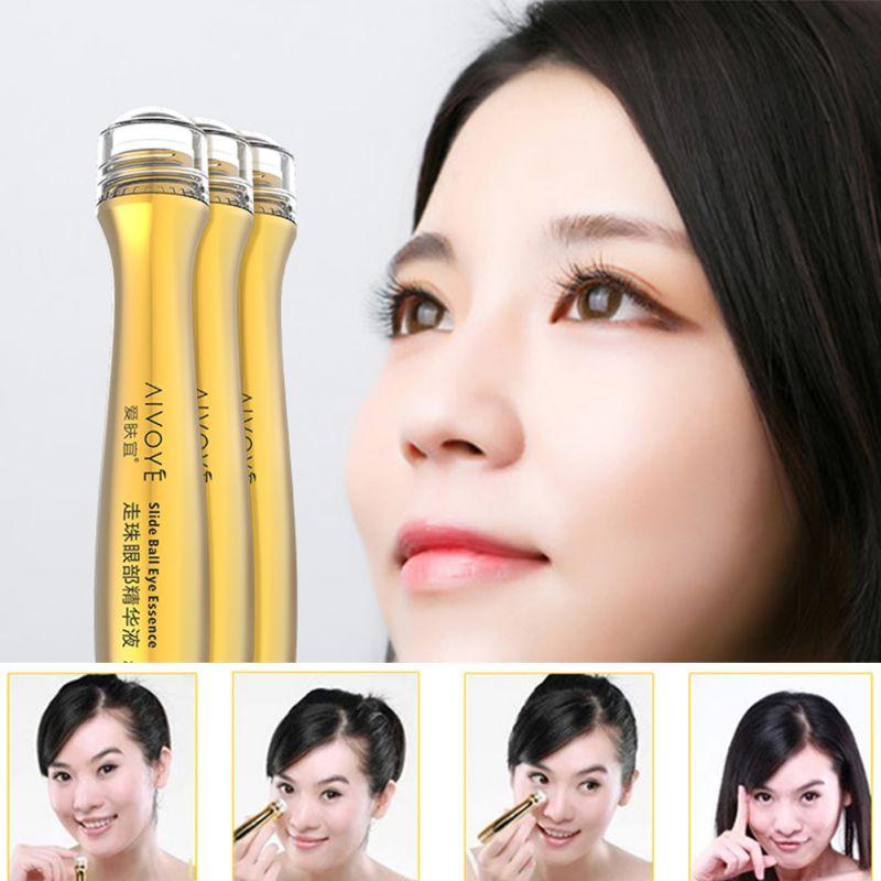 24K Golden Collagen Anti-Dark Circle Wrinkle Naturals Essence Crema - Cuidado de la piel - foto 4
