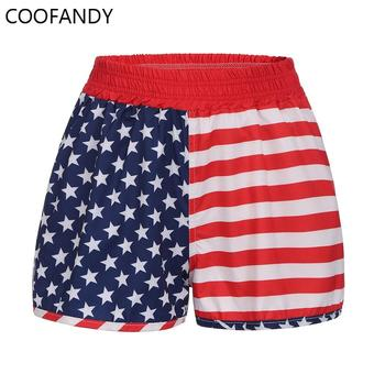 Wear Star Slim Shorts Beach Flag for Men