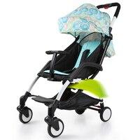 Baby Stroller Aiqi Ultra Light Autumn And Winter Light Baby Car Umbrella Child Stroller Folding Suspension