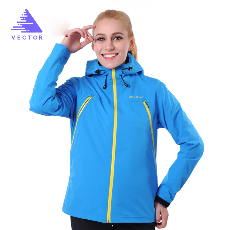 Outdoor Jacket Women Windproof Waterproof Jacket Female Mountain Camping Hiking Jackets Windstopper Windbreaker 60006