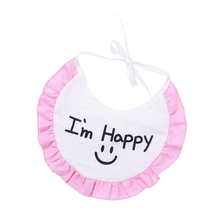 Baby Bib Letter Waterproof Saliva Scarf Bebes Fashion Print Baby Towel  Soft Cotton Bibs Burp Cloths Accessories