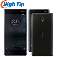Unlocked Original Nokia 3 LTE 4G 16G ROM 2G RAM Single SIM Card Android 7.0 Quad