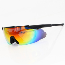 купить 2018 Men Cycling Sunglasses Military 3/5 Lens ICE Safety Glasses Tactical Army Goggles TR90 Frame Outdoor Hunting Combat Wargame дешево
