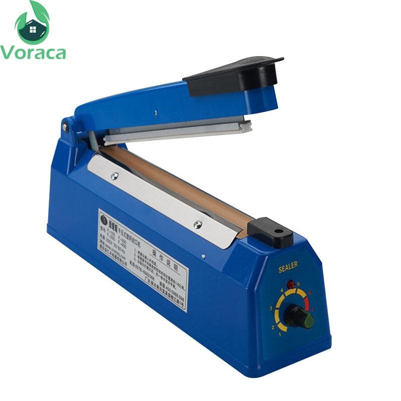 Sealing-Machine Kitchen-Tool Heat-Manual-Sealer Electric Food-Vacuum Portable Household