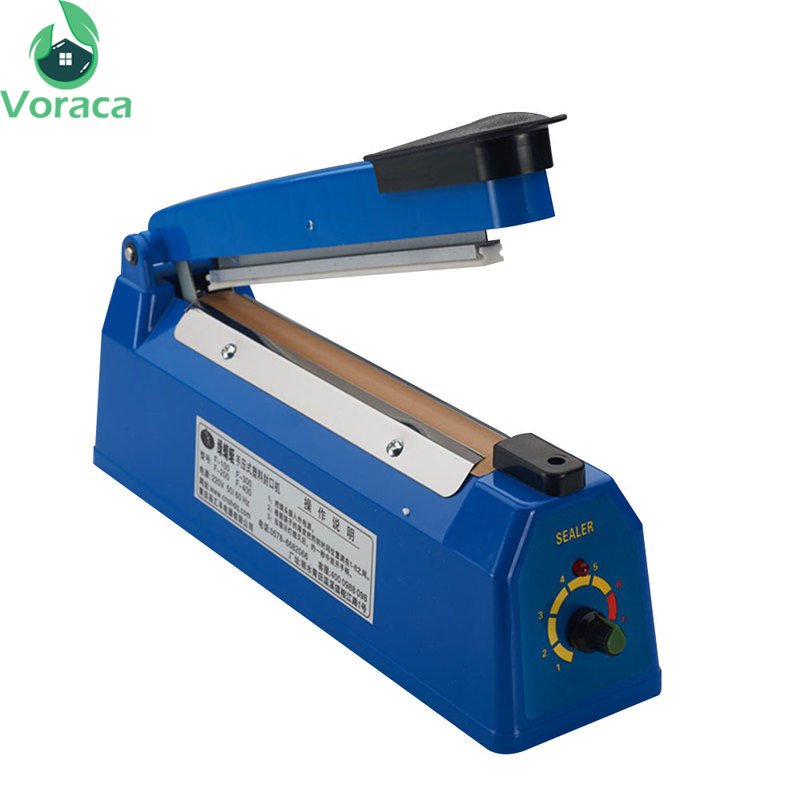 Portable Sealing Machine Automatic Electric Food Vacuum Heat Manual Sealer Household Vacuum Food Packing Machine Kitchen Tool