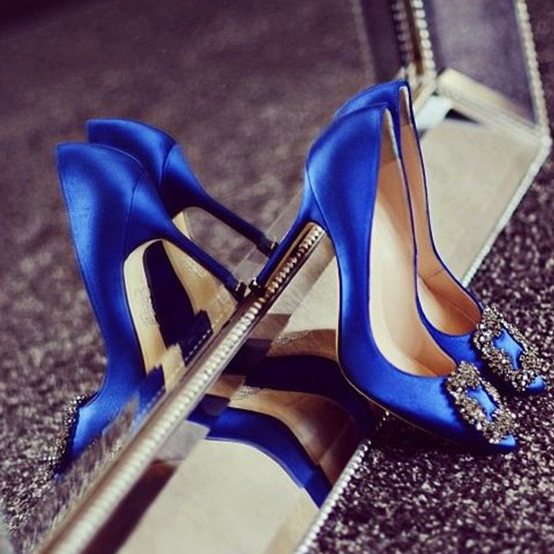 Popular Royal Blue Wedding Shoes Buy Cheap Royal Blue Wedding Shoes Lots From
