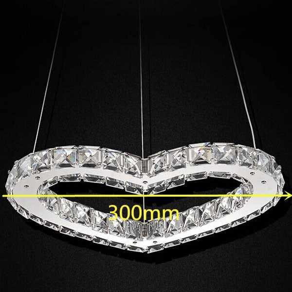 โคมไฟคริสตัลโมเดิร์นโคมไฟคริสตัลโคมไฟคริสตัลโคมระย้าแสง Luster ห้องนอนห้องนั่งเล่นโคมไฟโคมไฟ K9 คริสตัล