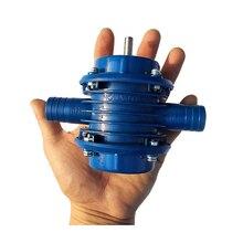 Небольшой водяной насос Авто-поглощение Электрический дрель вакуумный насос сверхмощный самовсасывающий бытовой сад центробежный насос
