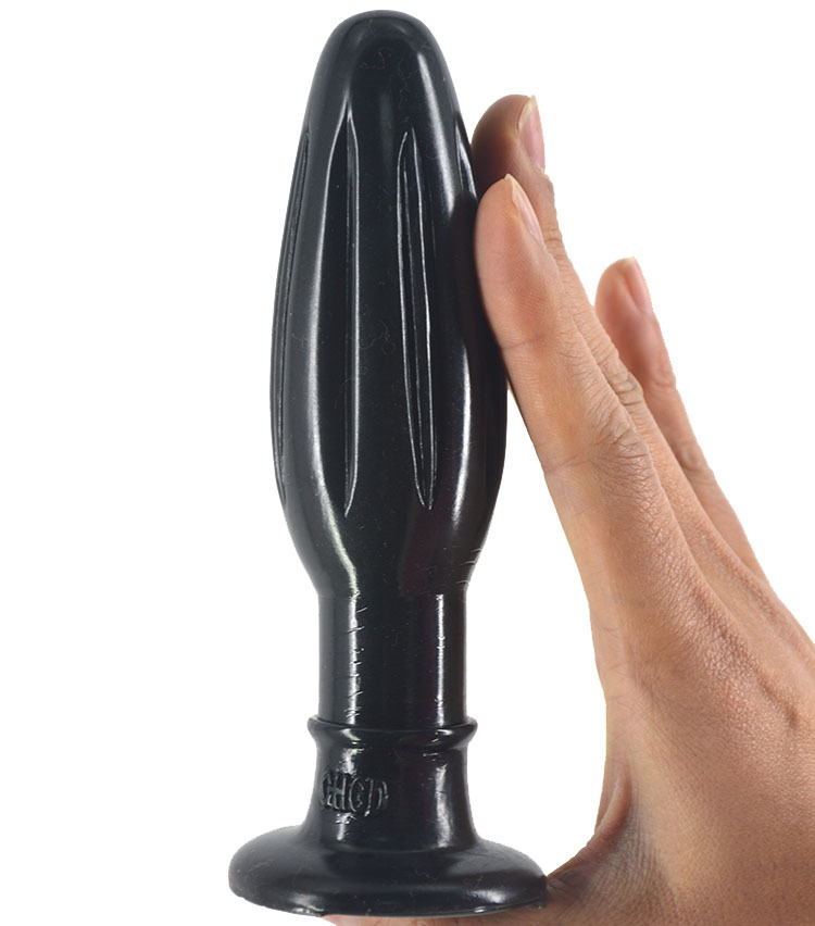 Unisex Mini With Suction Cup Dildo Anal Plug Male Prostate -2447