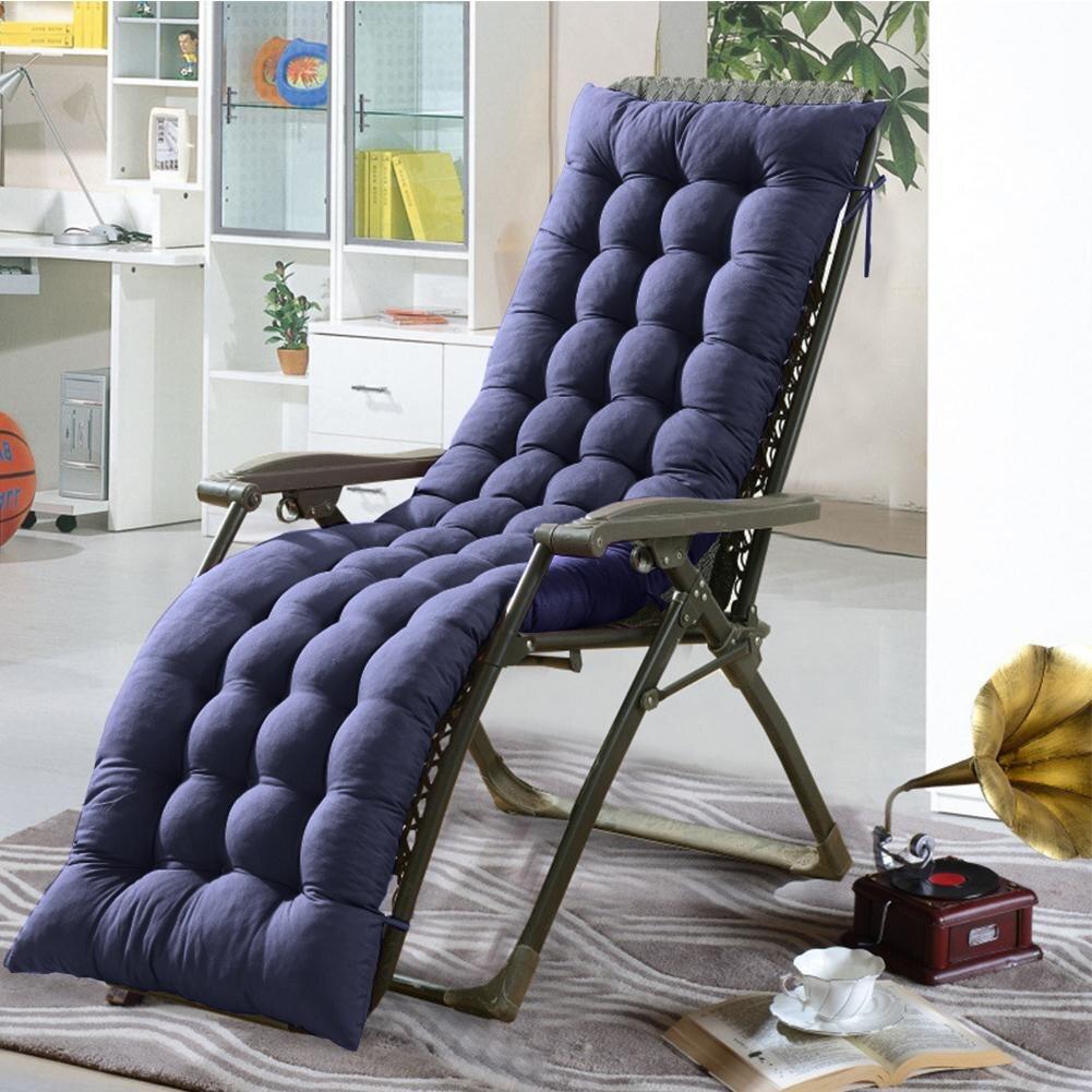 Tapete de mecedora reclinable sólido grueso acolchado cojín de asiento de ratán silla sofá cojín almohada Tatami tapete de suelo de ventana