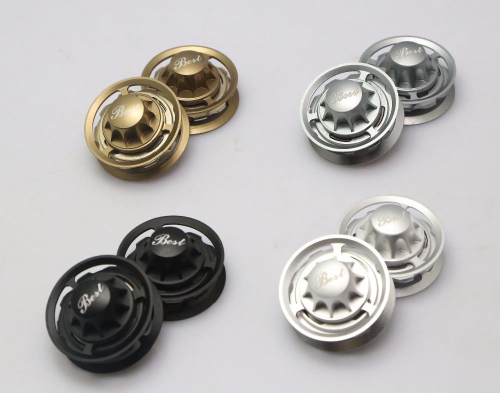 Ultralight CNC Bearing Pulley Wheels for Brompton Bicycle Tensioner 2 6 speed