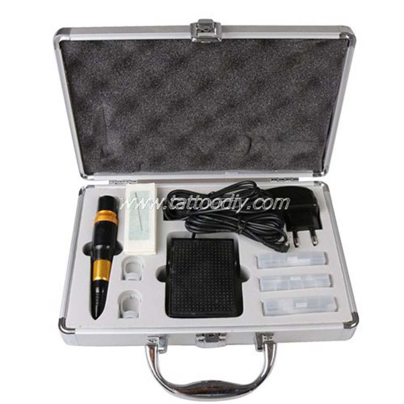 Free Shipping Permanent Makeup Kit Tattoo Eyebrow Lip Machine Equipment Tattoo Supplies 35000r import permanent makeup machine best tattoo makeup eyebrow lips machine pen