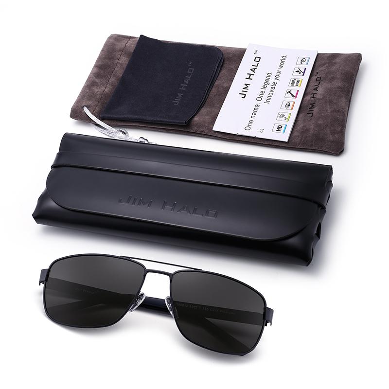 Duke Blue/Grey Aviator Driving Sunglasses