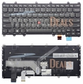 New For Lenovo ThinkPad Yoga 260 MT 20GS 260 MT 20ST US Layout Backlit keyboard With Frame Black Color