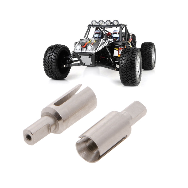 2Pcs Parts For Wltoys <font><b>12428</b></font> 12423 1/12 RC Car Spare Parts <font><b>Metal</b></font> Differential Cup 0081 image