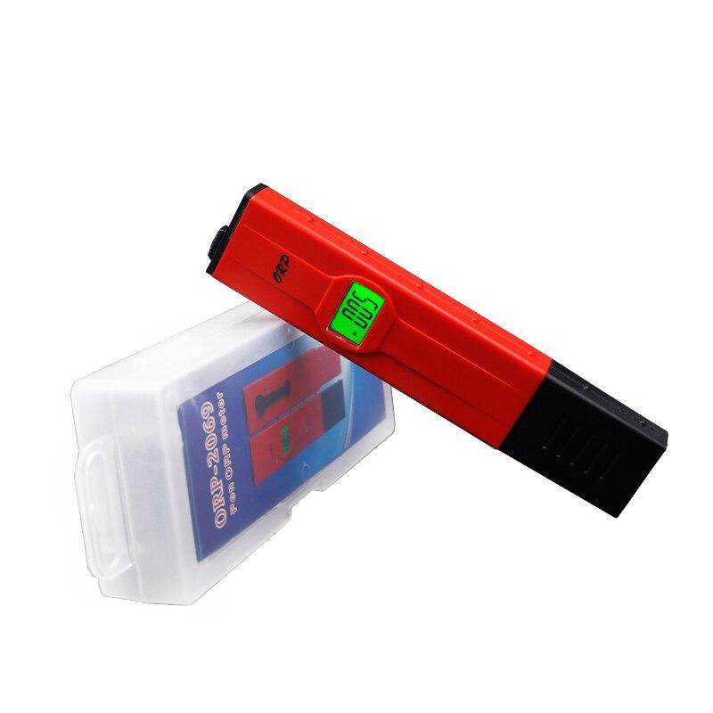 Chegada nova digital millivolts caneta-tipo orp tester medidor de redução de oxidação testador potencial 27% de desconto